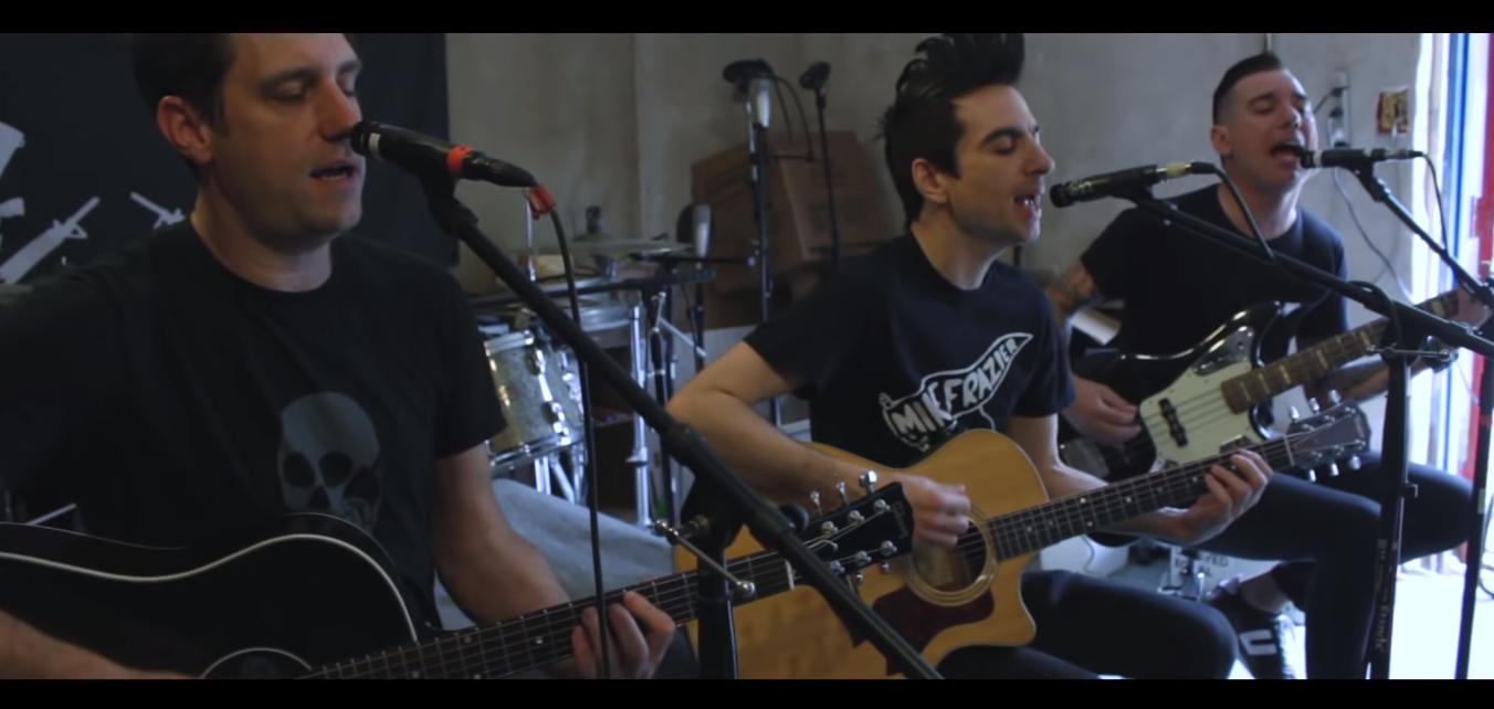 Anti-Flag anuncia nuevo álbum acústico, 'American Reckoning'