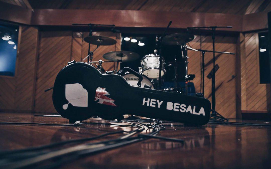 Entrevista: Hey Besala. presenta su Vol. 2