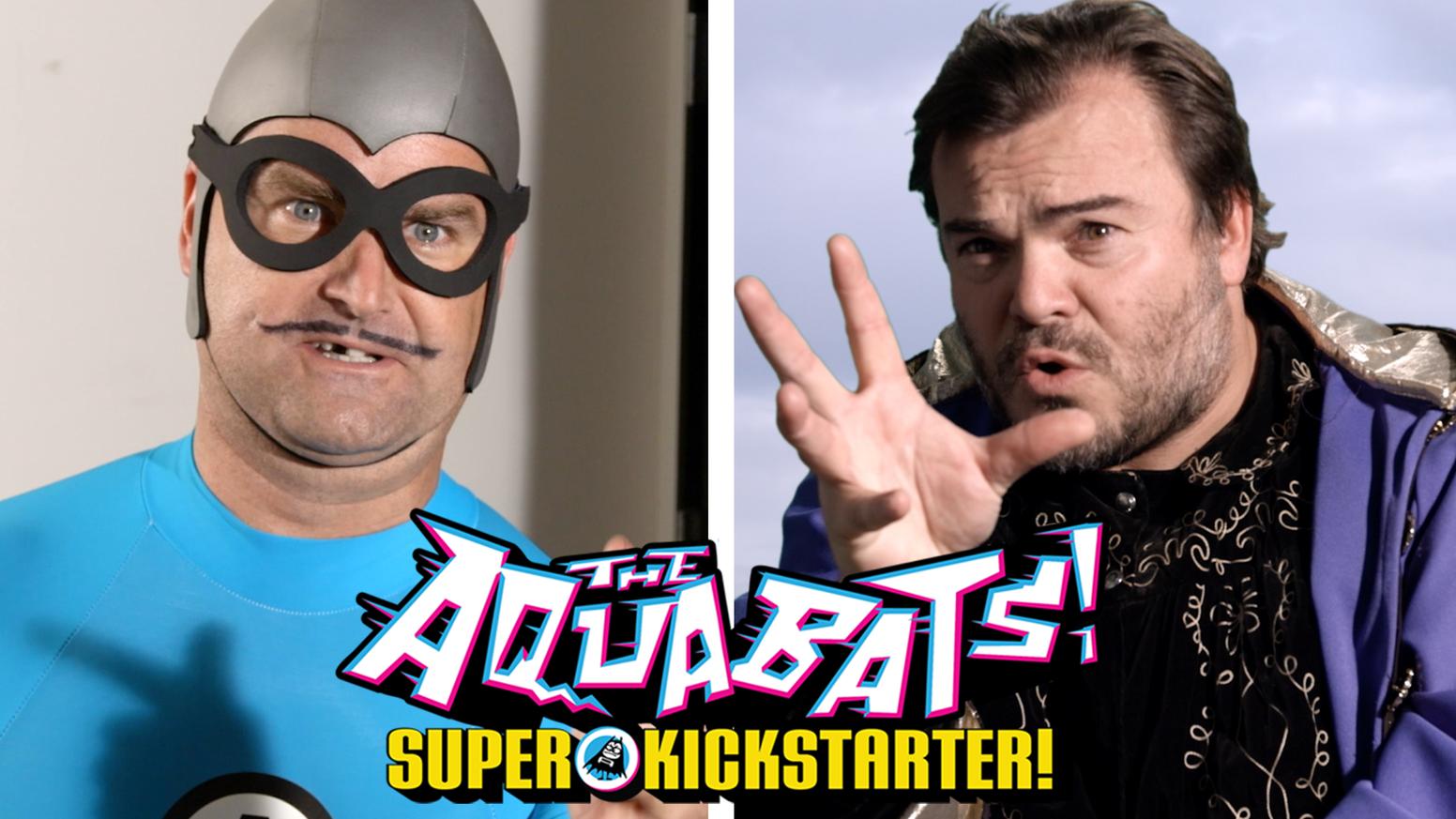 The Aquabats lanza campaña en kickstarter para nuevo disco y serie de televisión