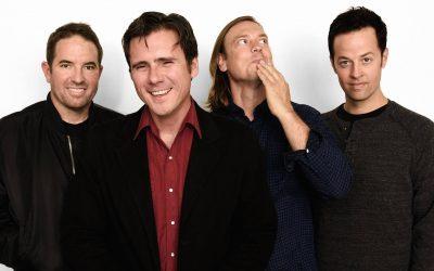 Entrevista con Jimmy Eat World previo a sus conciertos en México