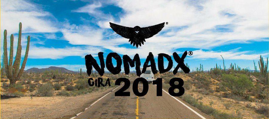 José Madero, Andrés Canalla, Marino Azul, Say Ocean y más en Nomadx 2018