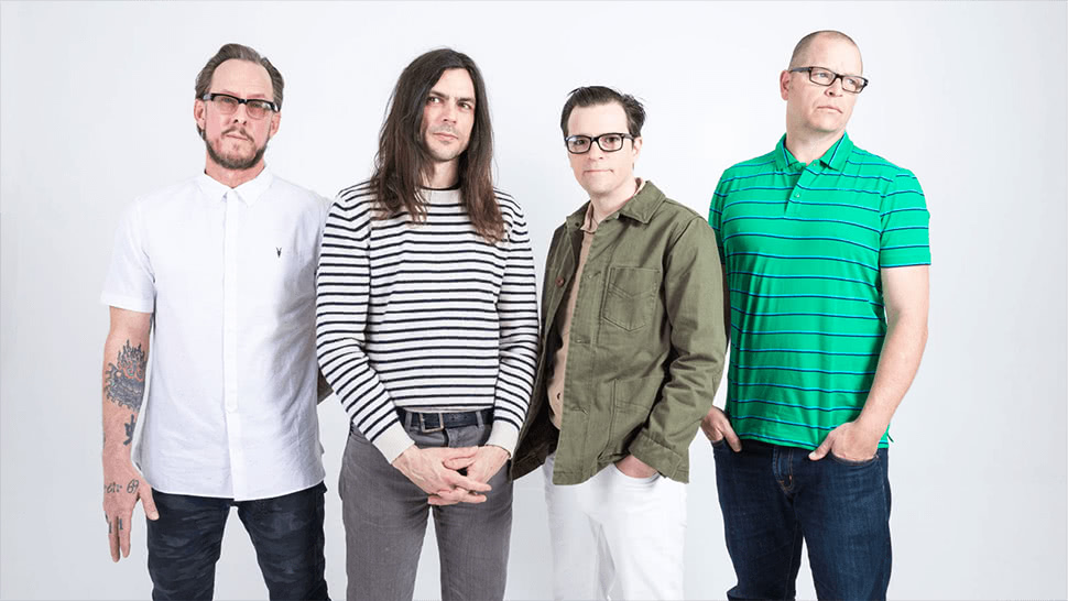 Weezer se une al Festival Catrina
