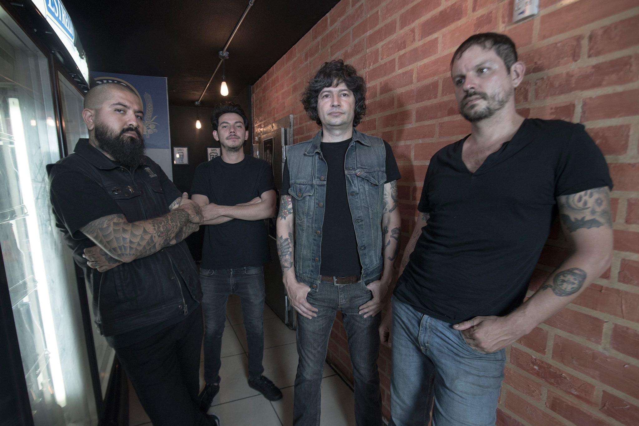 """Escucha el nuevo EP de CANIBALES, """"Rocanrol"""" desde Guadalajara"""