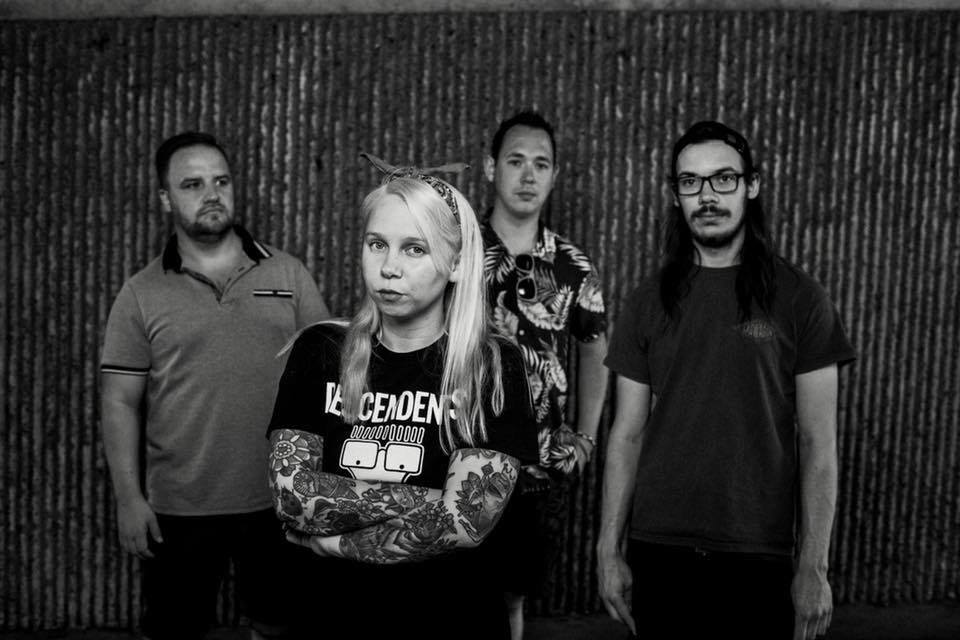 Swan Prince lanzan nuevo video (skate punk/UK)