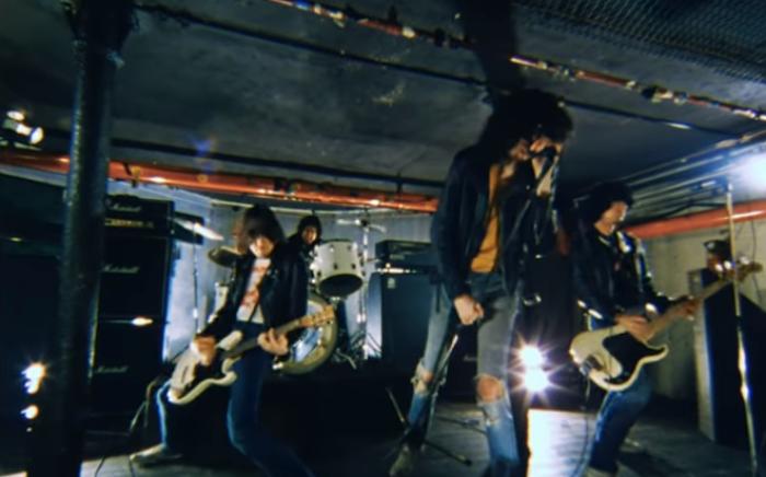 """The Ramones lanzan un vídeo inedito de su canción """"She's The One"""""""