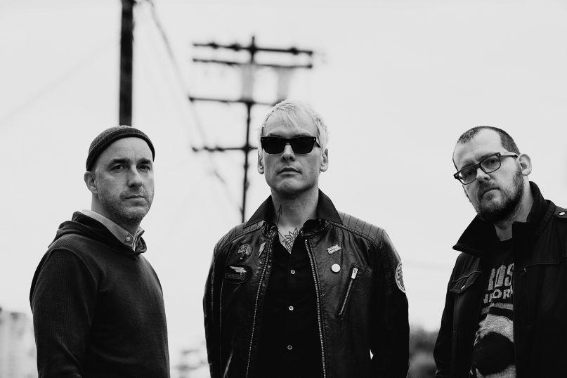 Escucha el nuevo disco de Alkaline Trio