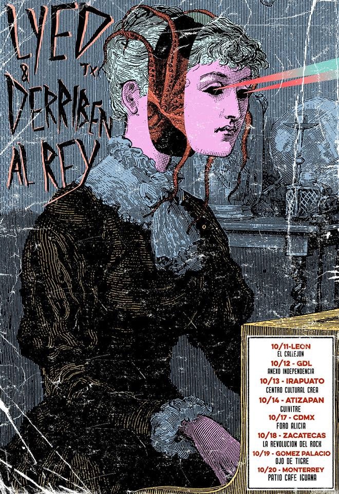 derriben-al-rey-tour-poster-punkeando
