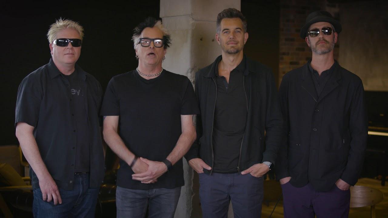 The Offspring regresa al estudio para terminar su nuevo disco