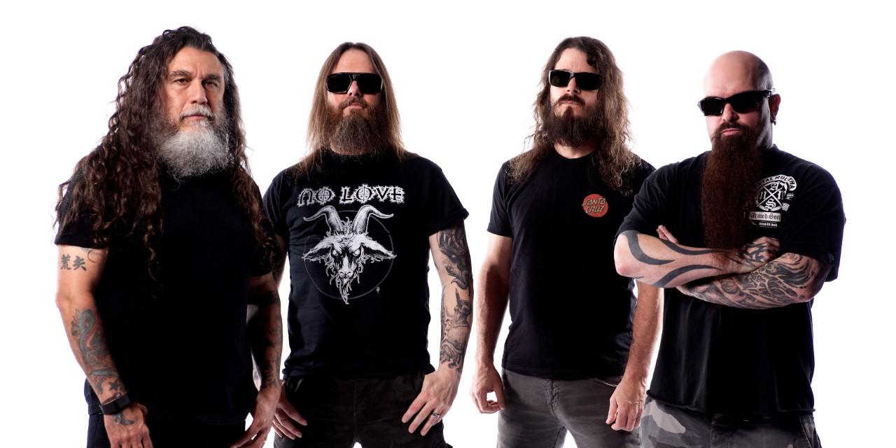 Slayer se despedirá de los escenarios mexicanos en el Force Fest