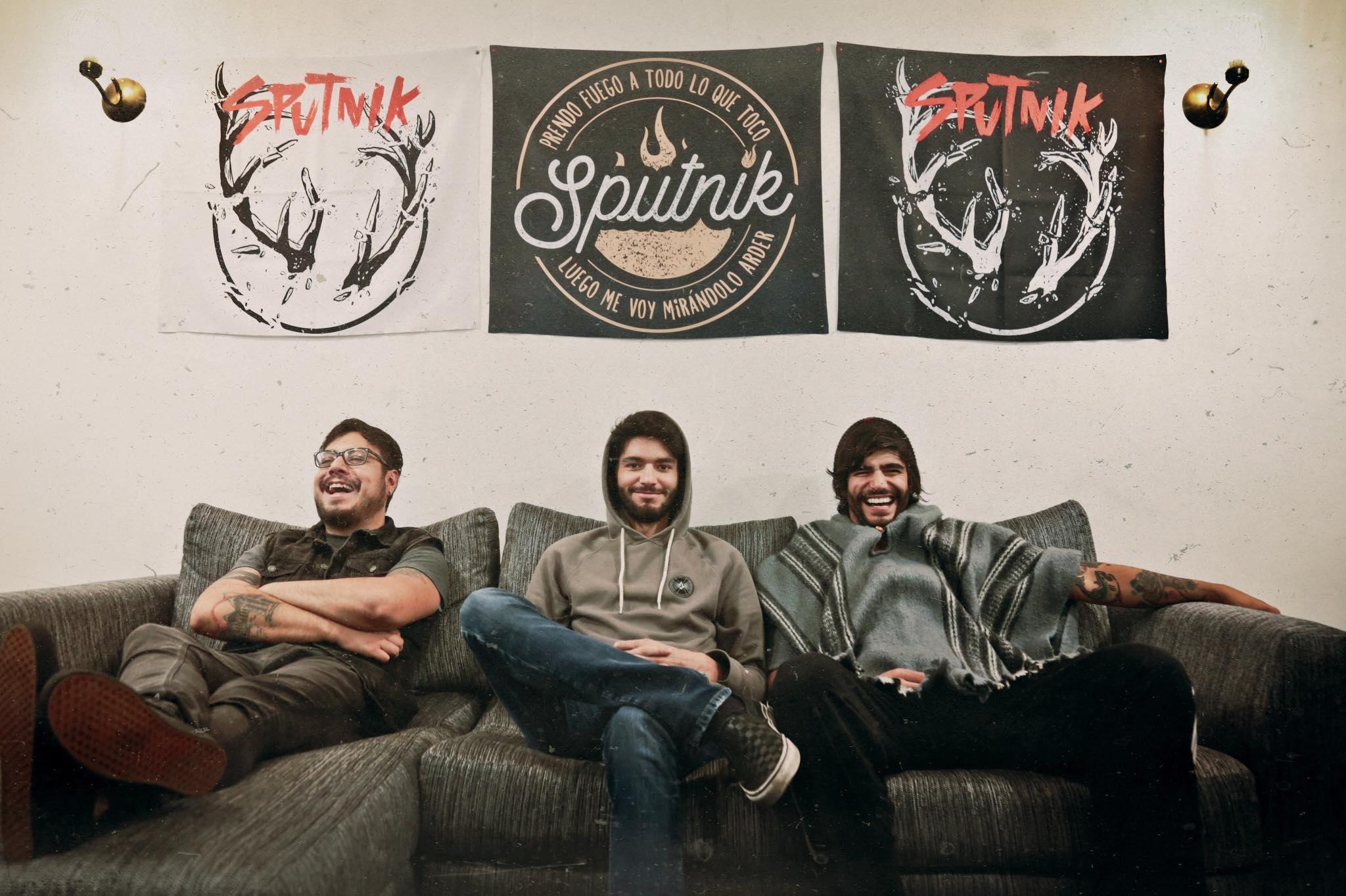 Sputnik ya graba su nuevo álbum de estudio
