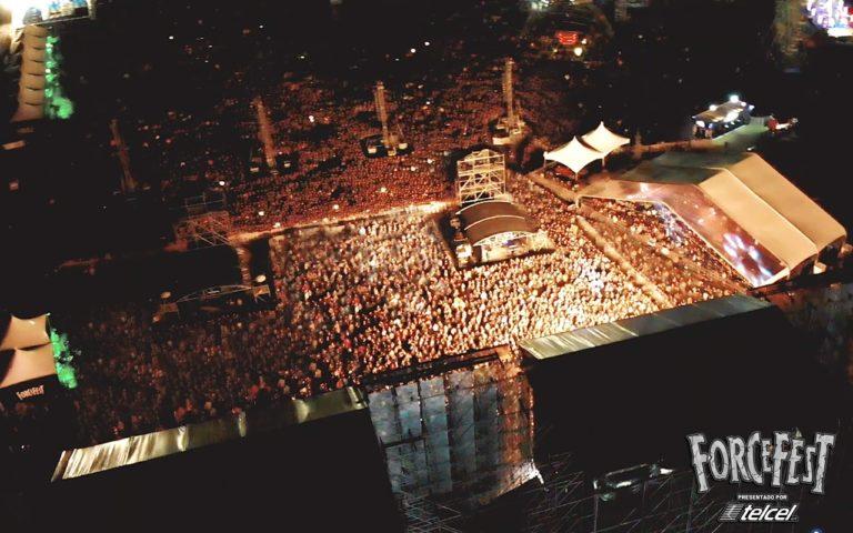 Lanzan comunicado acerca de lo ocurrido en el Festival Force Fest
