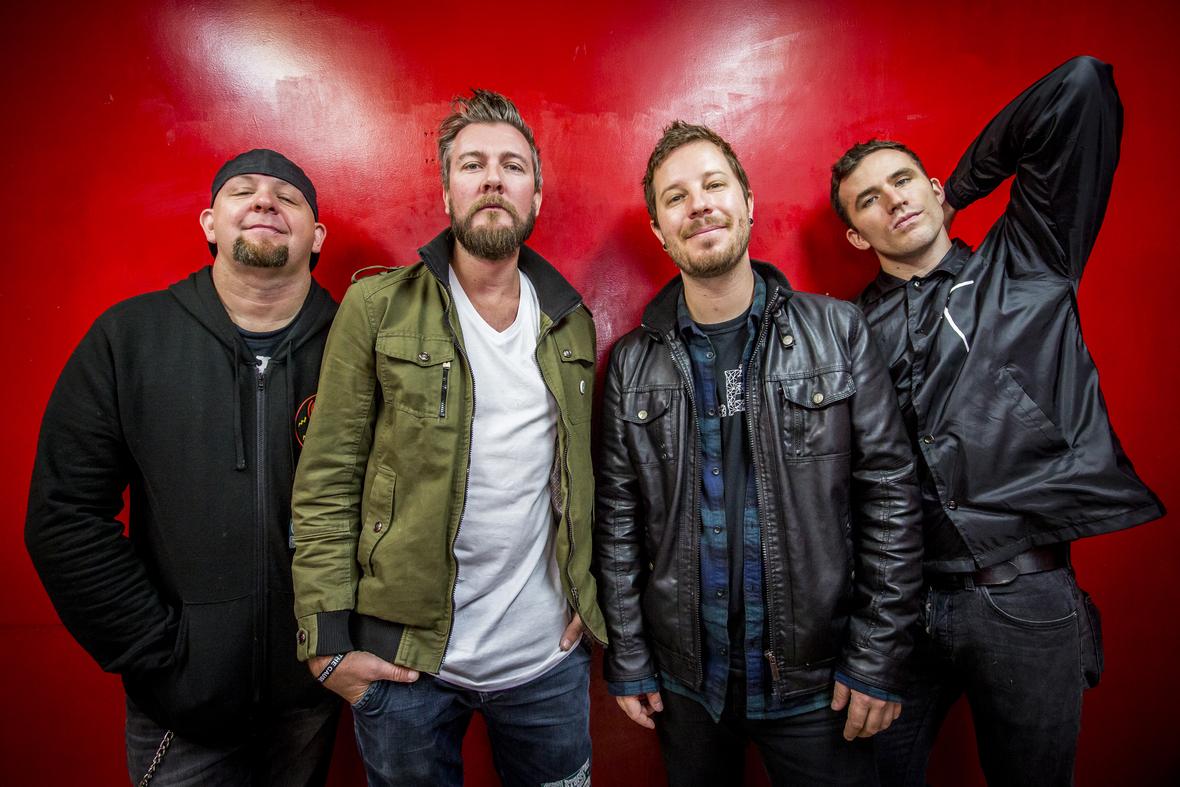 Authority Zero confirma nuevo álbum de estudio