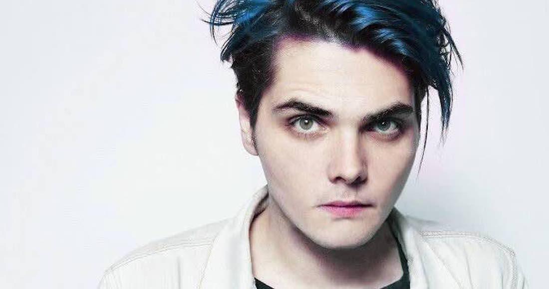 """Gerard Way estrena """"Baby You're a Haunted House"""""""