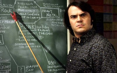 "A 15 años de que ""School of Rock"" te enseñara a ser punk"