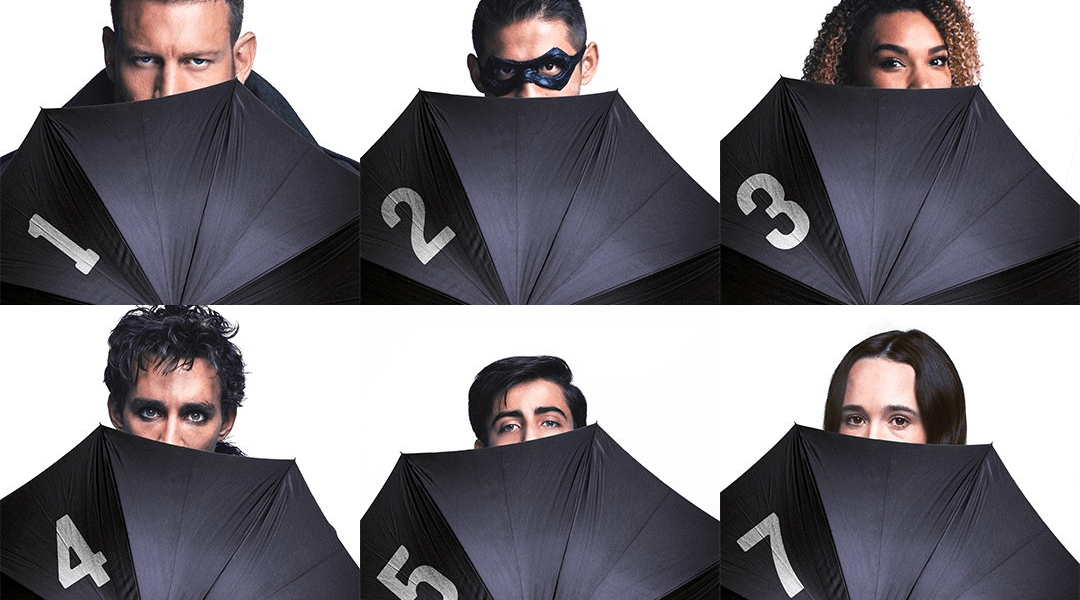 Confirman segunda temporada de Umbrella Academy