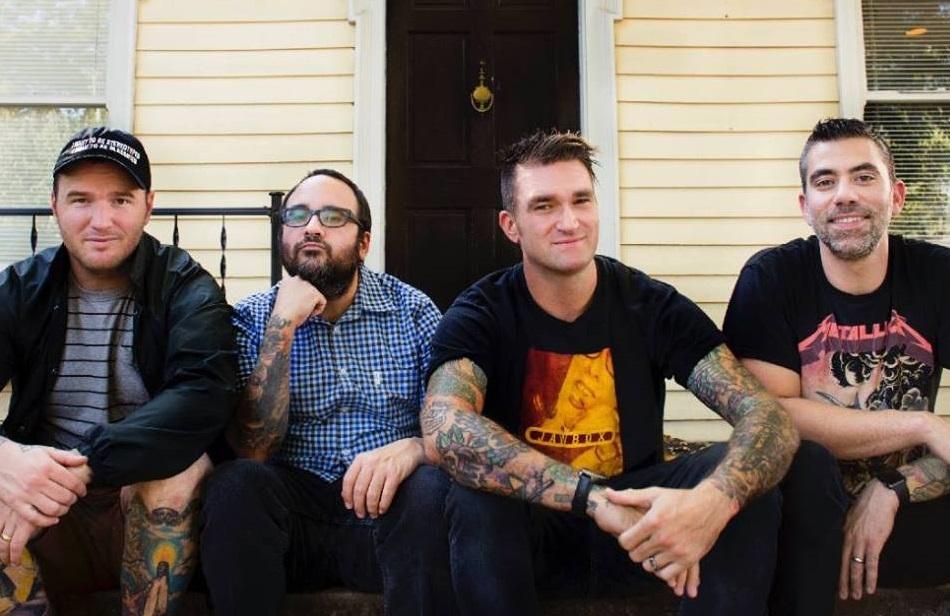 New Found Glory ya trabaja en su nuevo disco