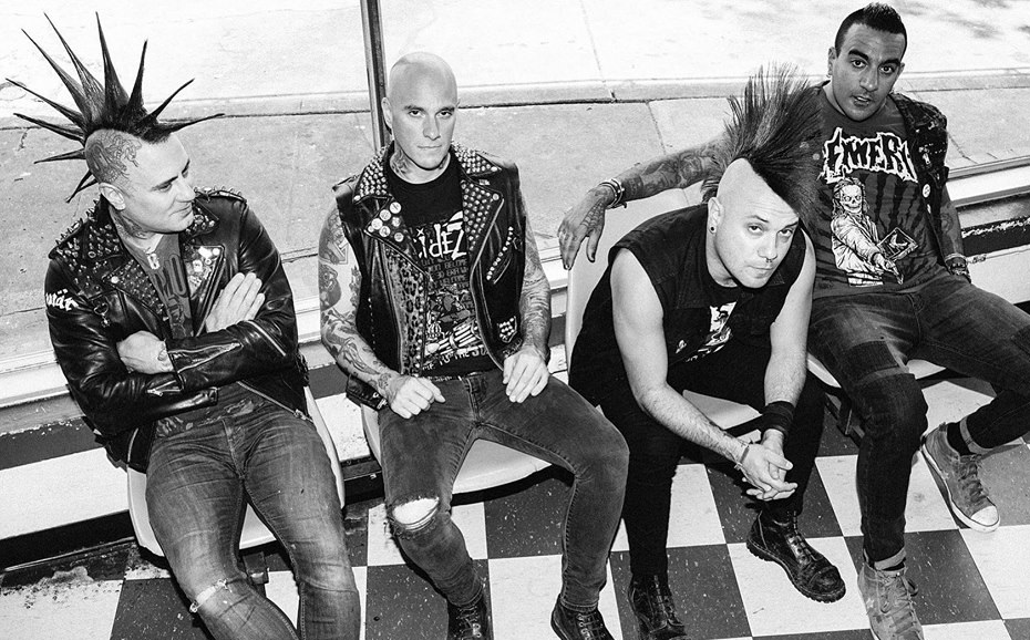 The Casualties de estreno y de tour por México