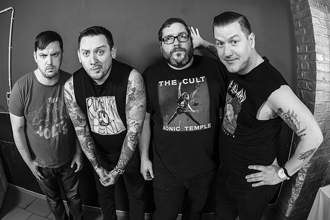 Teenage Bottlerocket anuncia nuevo disco