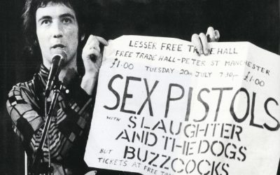Fallece Pete Shelley, vocalista de Buzzcocks