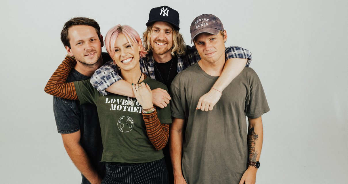Tonight Alive cancela tour y anuncia descanso indefinido