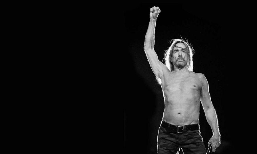 Iggy Pop producirá documental que narra la historia del punk