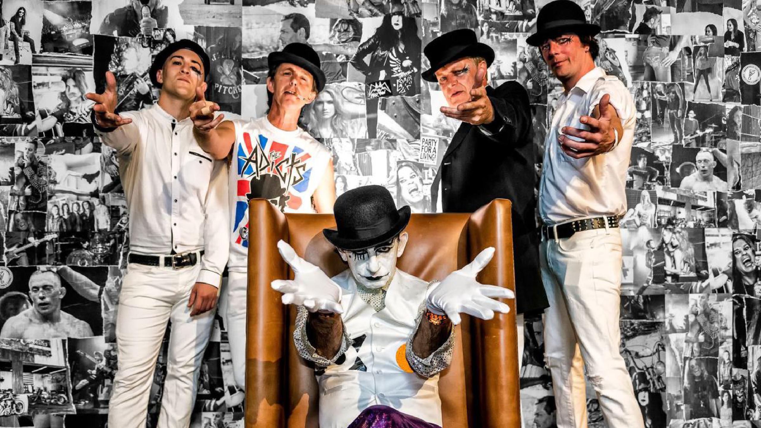 The Adicts de tour por México y Latinoamerica
