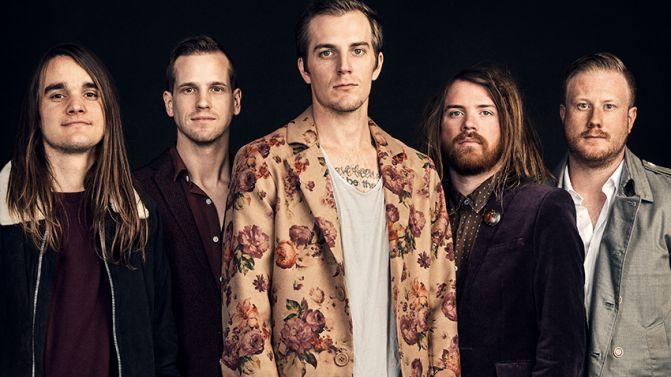 The Maine anuncia detalles de su nuevo disco y estrena sencillo