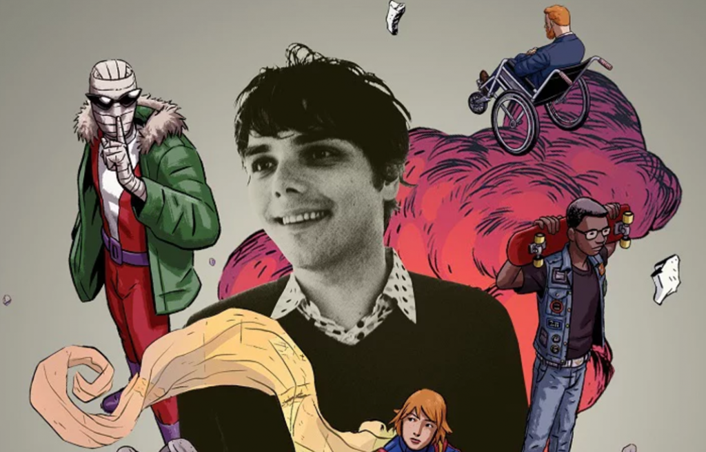 Gerard Way estrenó canción para el soundtrack de The Umbrella Academy