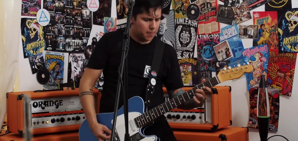 Nuevo video de Marino: punk rock desde León, Guanajuato