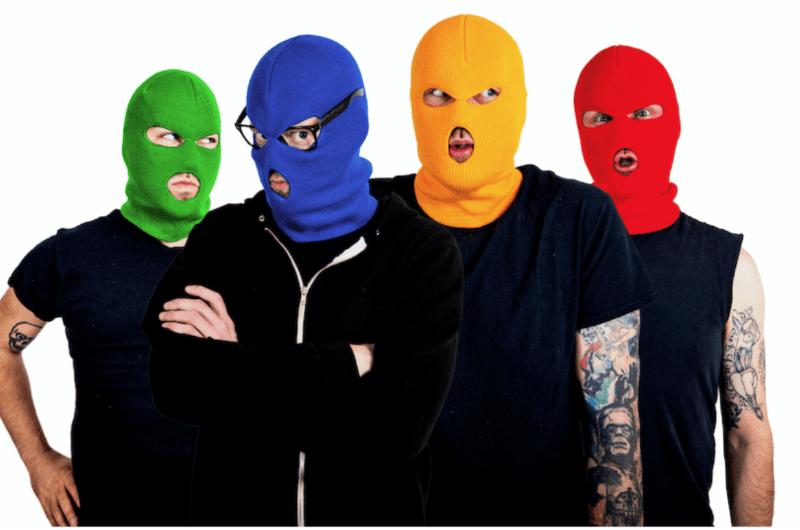 Masked Intruder anuncia nuevo disco y publica sencillo