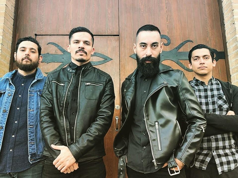 """Entrevista: RojoAzul presenta su EP debut """"Funerales"""""""