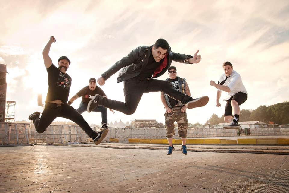 Zebrahead anuncia nuevo disco