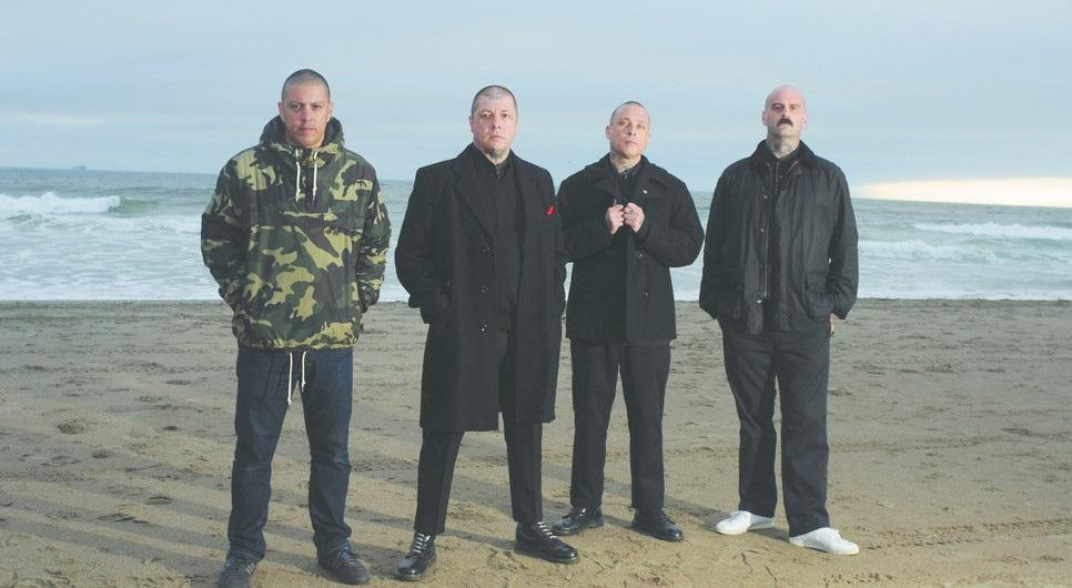 Escucha el nuevo disco de The Old Firm Casuals