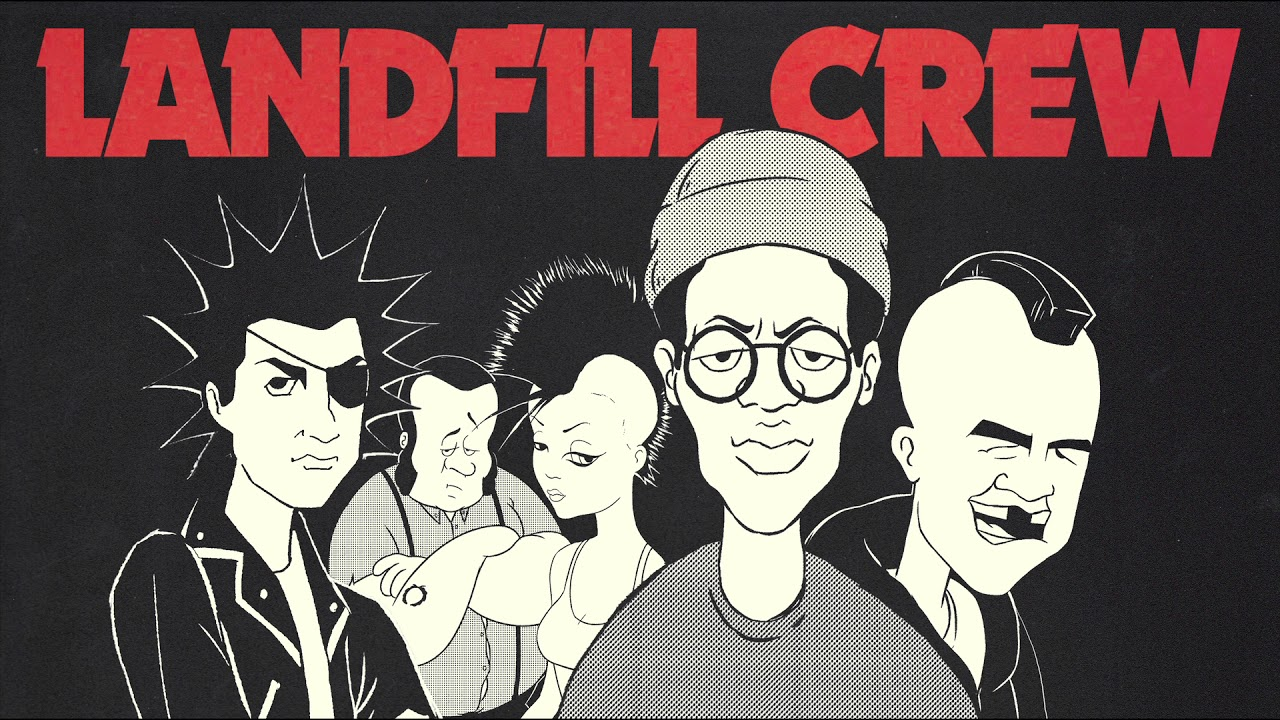 Tim Armstrong lanza nueva banda llamada: Landfill Crew