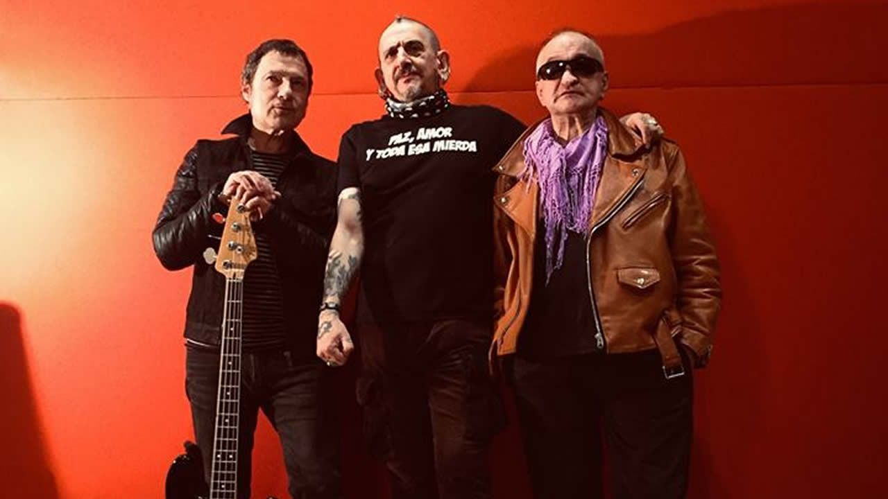 La Polla Records reunida después de 16 años