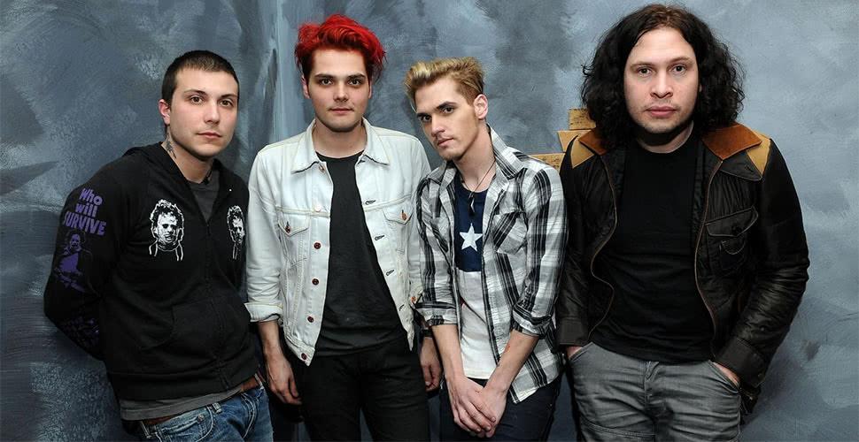 """""""No lo creo"""": Gerard Way sobre una reunión de My Chemical Romance"""