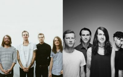 Mayday Parade y The Maine juntos en México
