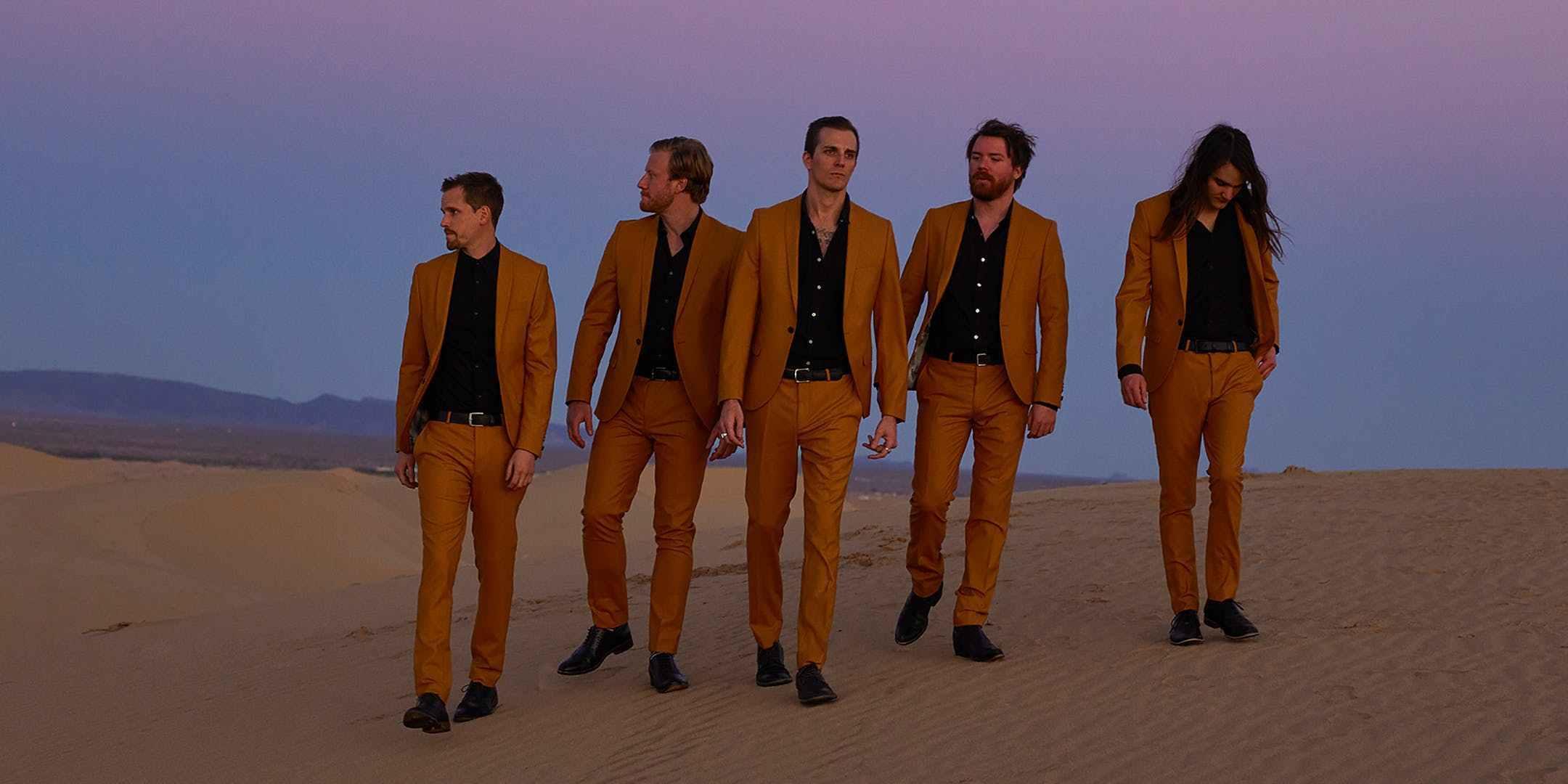 Escucha el segundo adelanto del nuevo disco de The Maine