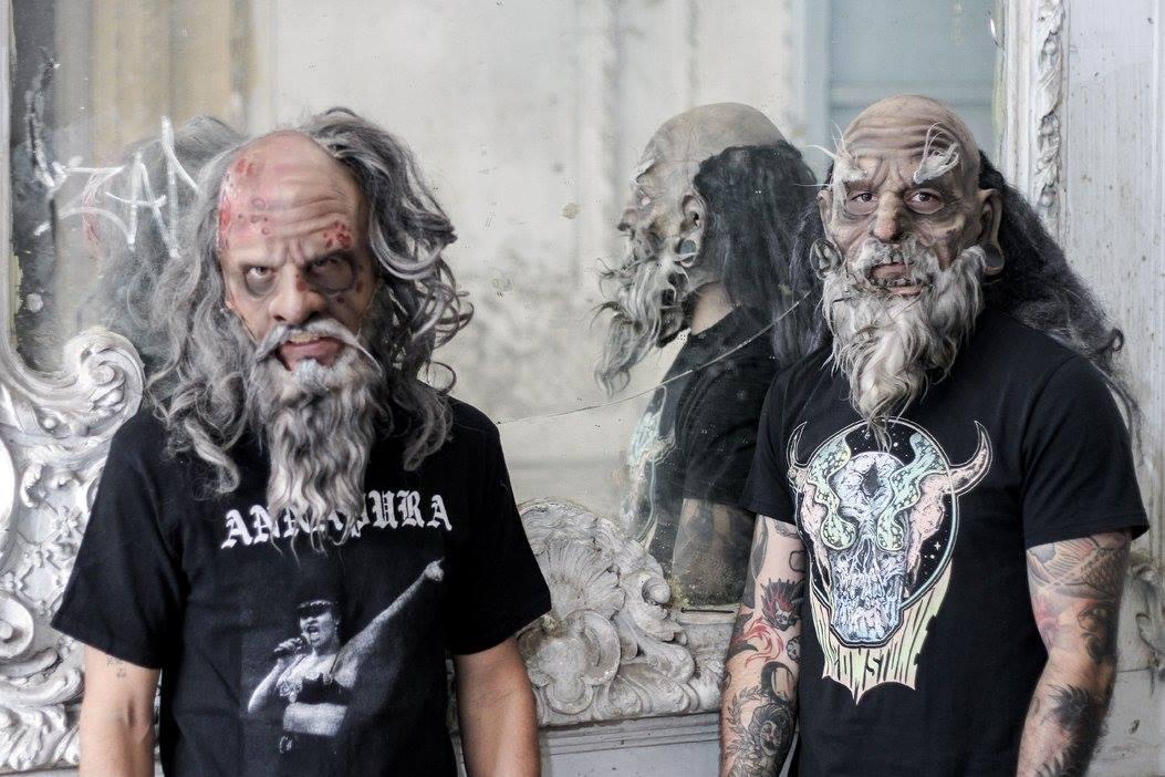 """Los Viejos lanzan un nuevo sencillo titulado """"Drop al infierno"""""""