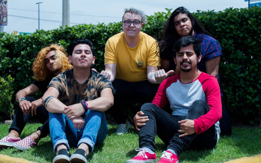 "Pet Friendly presenta su EP debut ""Aquí No Quiero Estar"""
