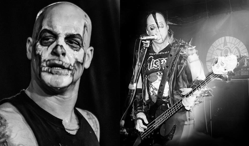 Michale Graves es amenazado por Jerry Only, líder Misfits