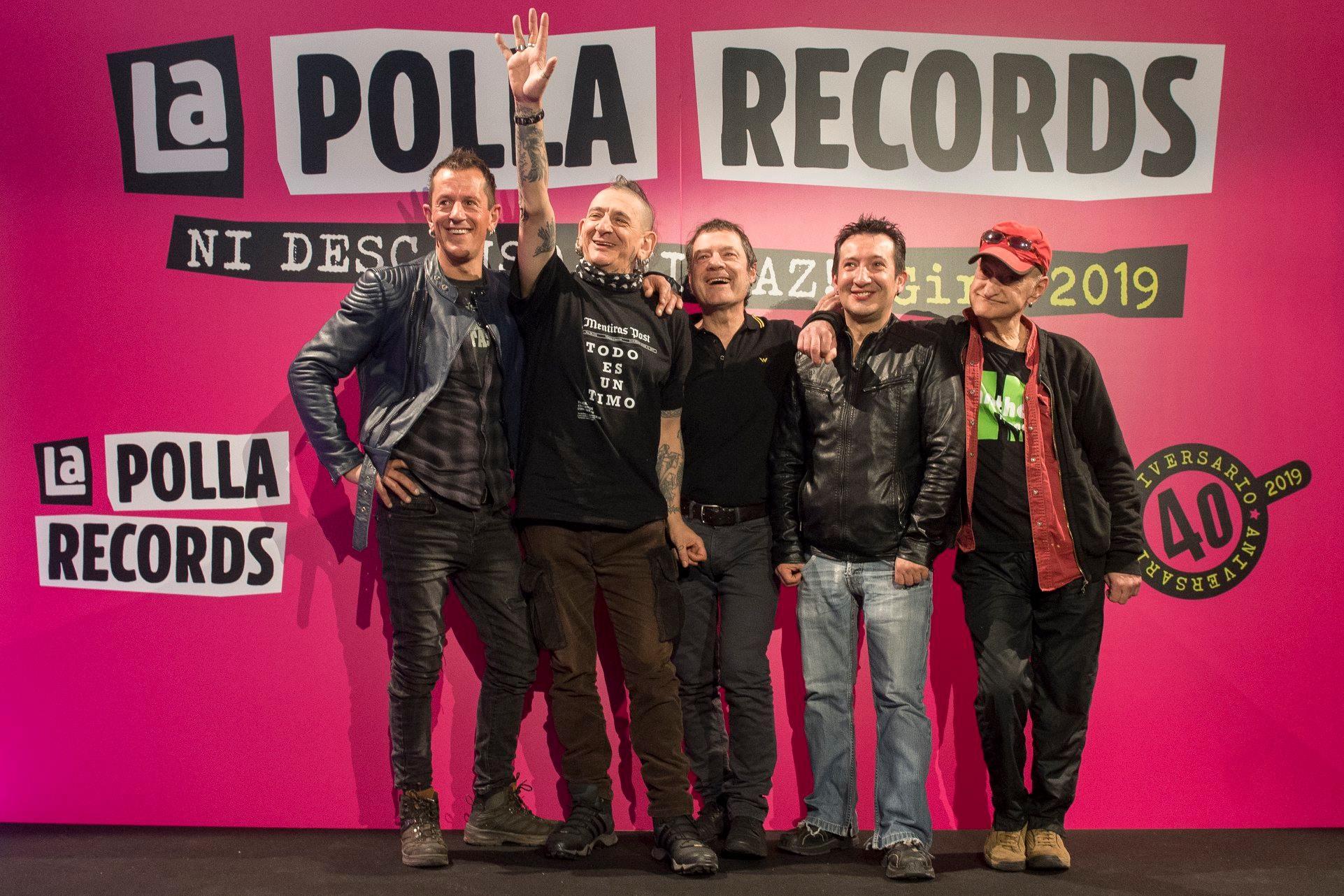 La Polla Records confirma reencuentro, gira y disco