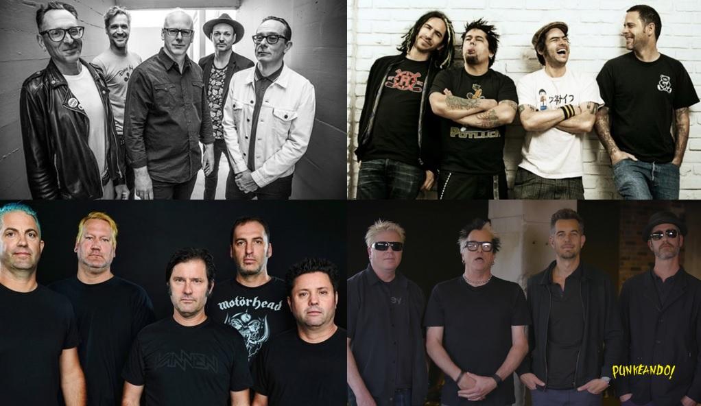 Punk Rock Californiano para seguir en 2019