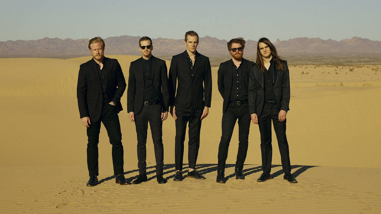 "The Maine estrenó ""You Are OK"", su nuevo disco"