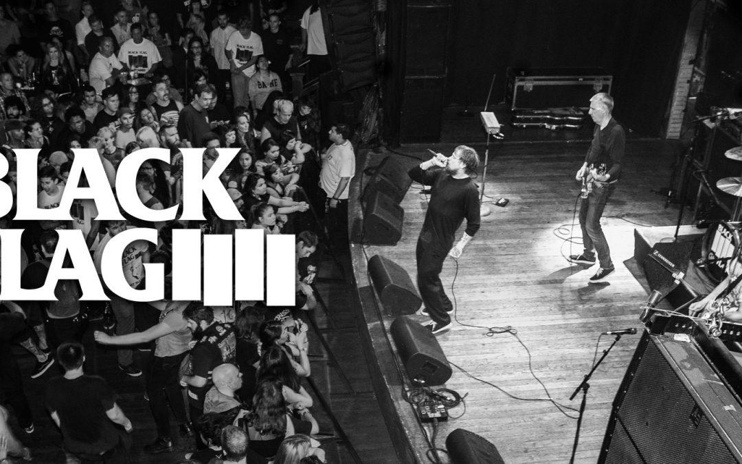 Black Flag por primera vez en México