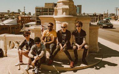 Sum 41 anuncia nuevo disco y estrena sencillo