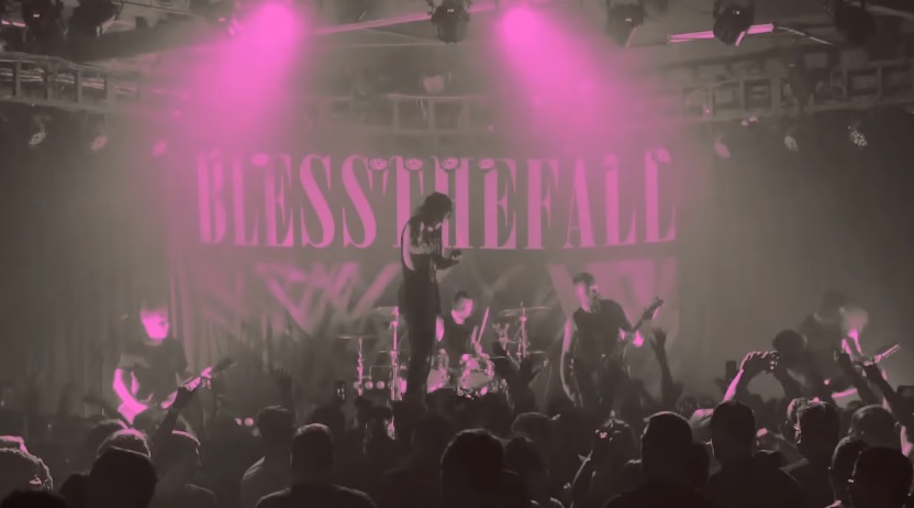 Blessthefall estrenó nuevo video