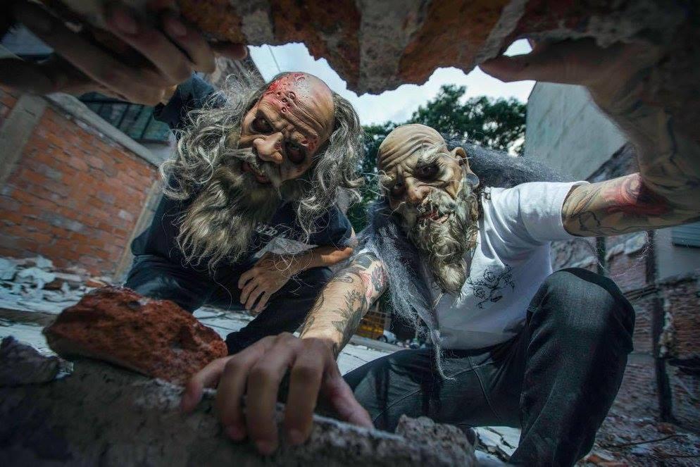 """Los Viejos lanzan nuevo EP titulado """"Green Screen"""""""