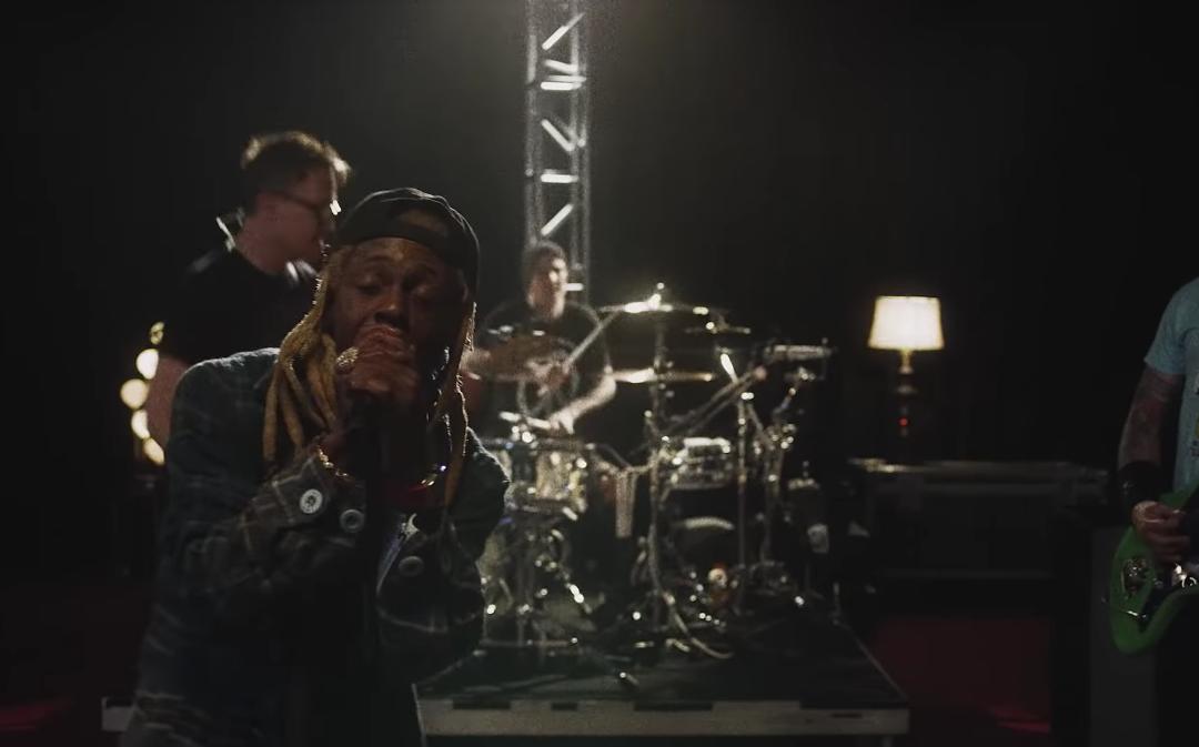 Blink-182: colaboración y tour con Lil Wayne y anuncian nuevo sencillo