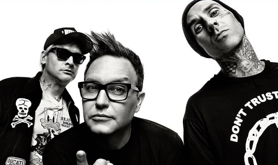 Ya hay fecha de salida del nuevo álbum de Blink-182
